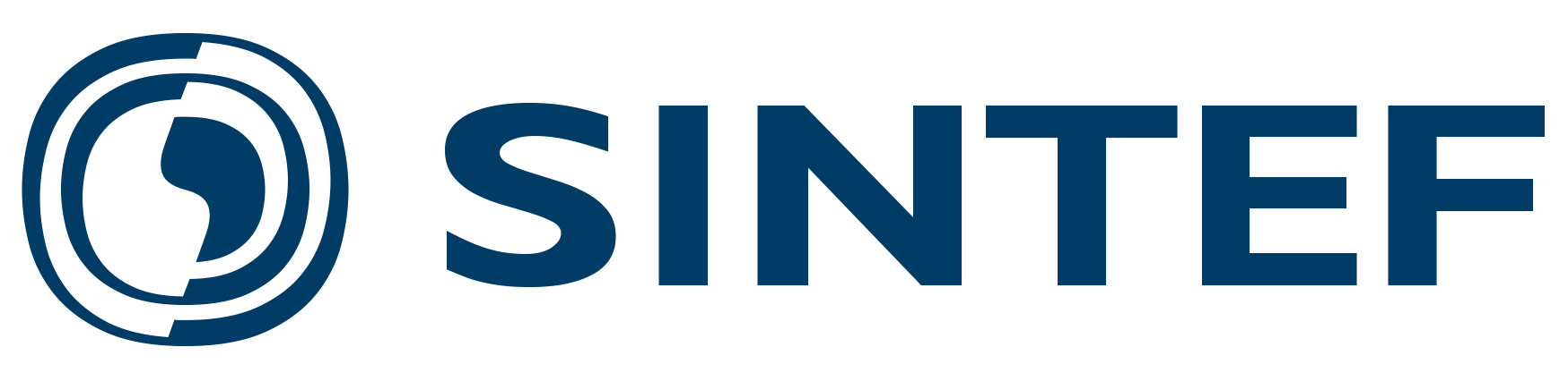 SINTEF logo PNG blue RGB